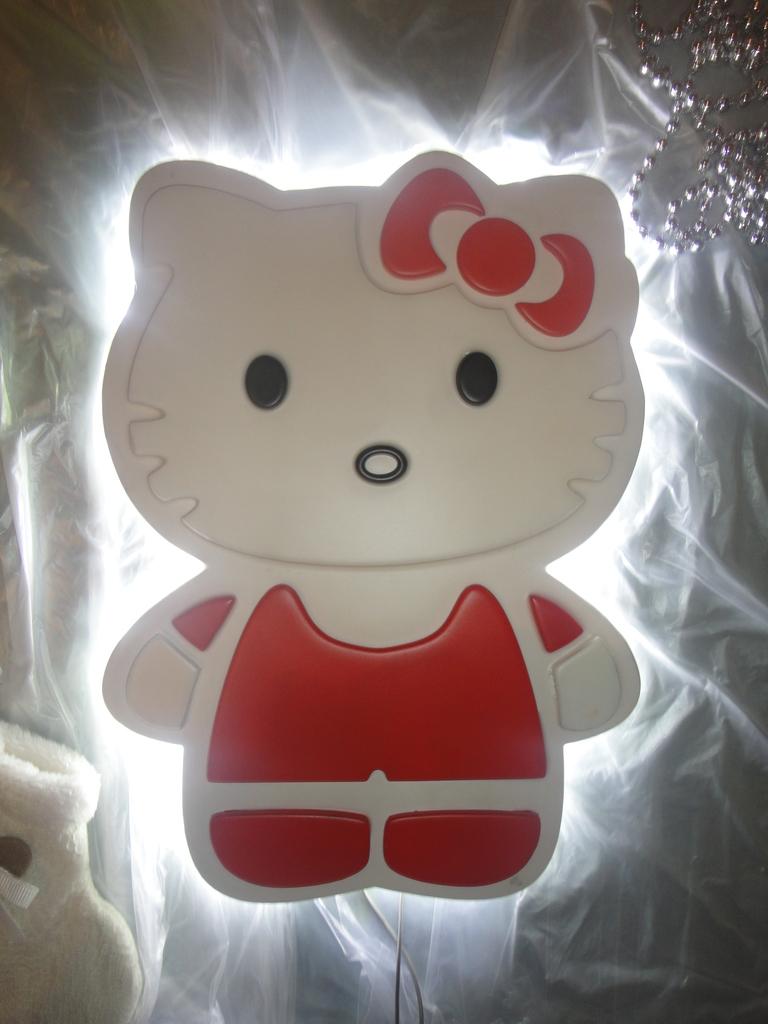 Kinderzimmer gestalten hello kitty
