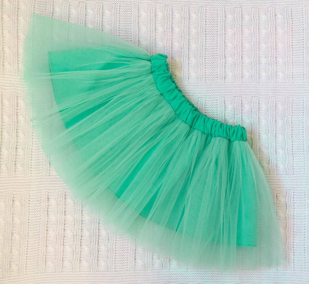 Сшить юбку из фатина своими руками мастер класс разные модели