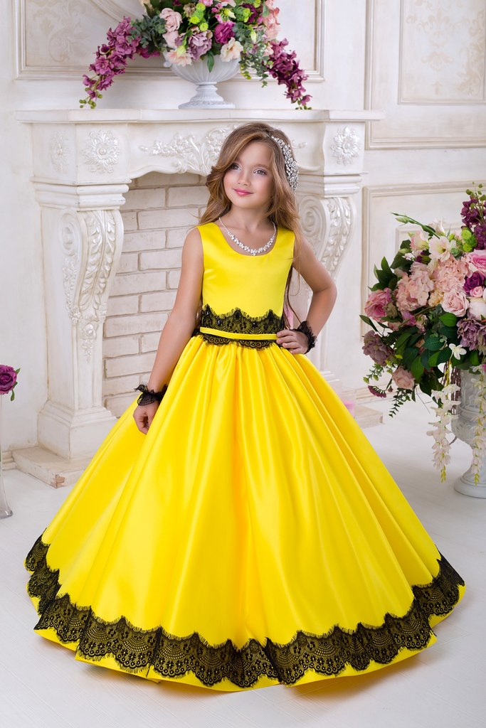 Фото красивых нарядных платьев