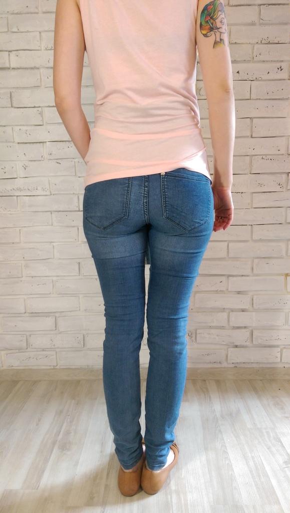 H and m джинсы для беременных 1197