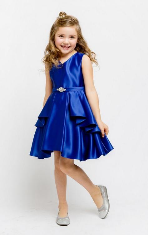 Фото модели платьев для девочек