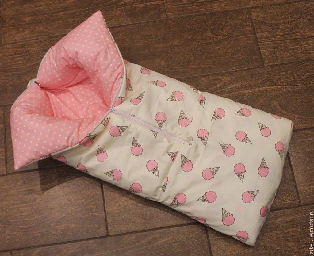 Как сшить конверт одеяло на молнии 39