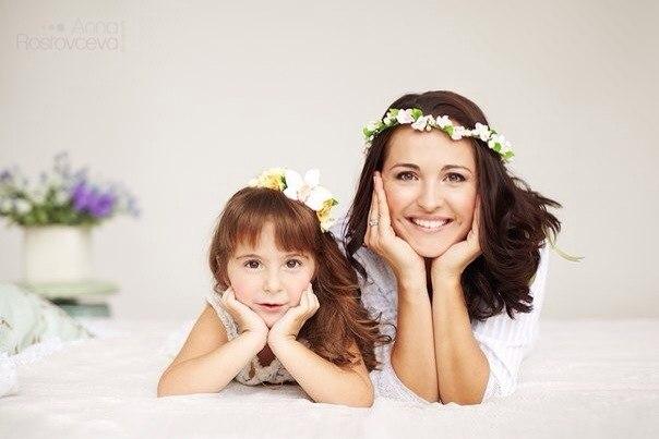 Прически на фотосессию с ребенком в студии