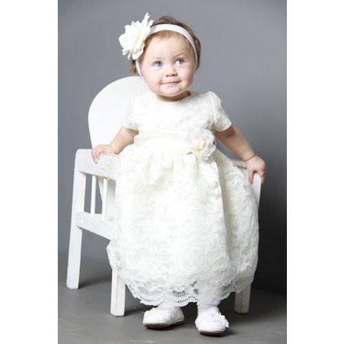 Праздничное платье для малышки