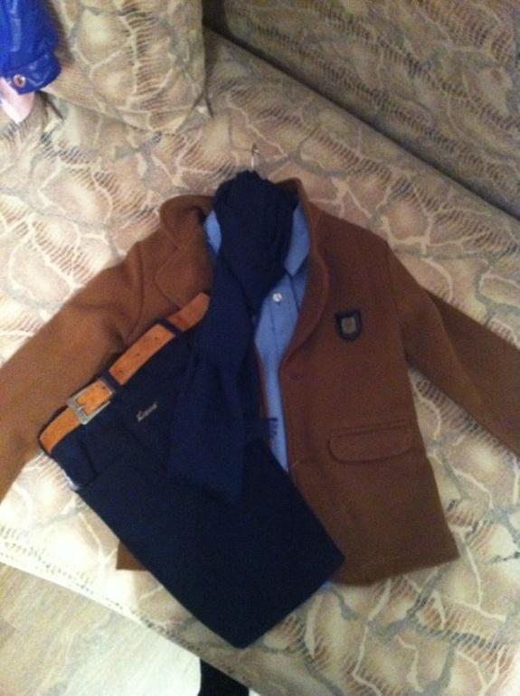 Брюки рубашка пиджак