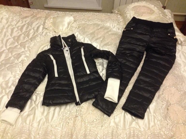 Куртка moncler, 40-42, 11000 руб к ним дутые брючки (зауженные) 5000