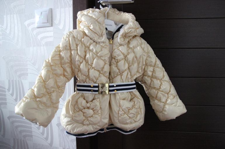 Куртка  Monalissa  9  м  3500р