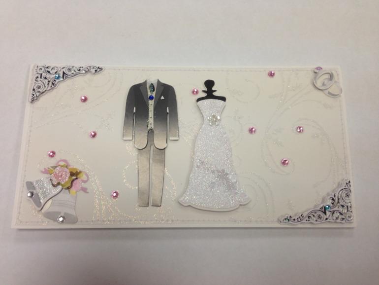Свадебные конверты