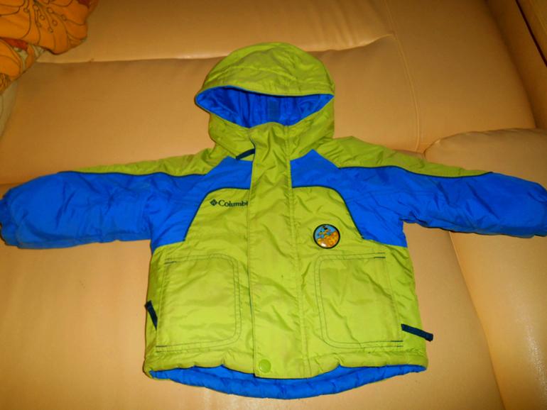 двухстороняя  мембранная  курточка