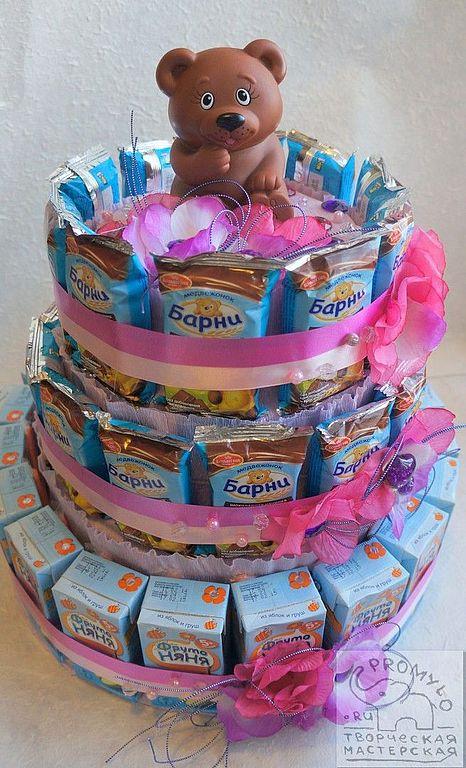 Подарки своими руками на день рождения детям картинки
