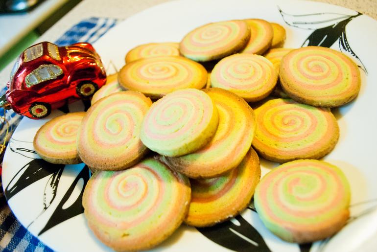 Весёлые  печеньки  ;)