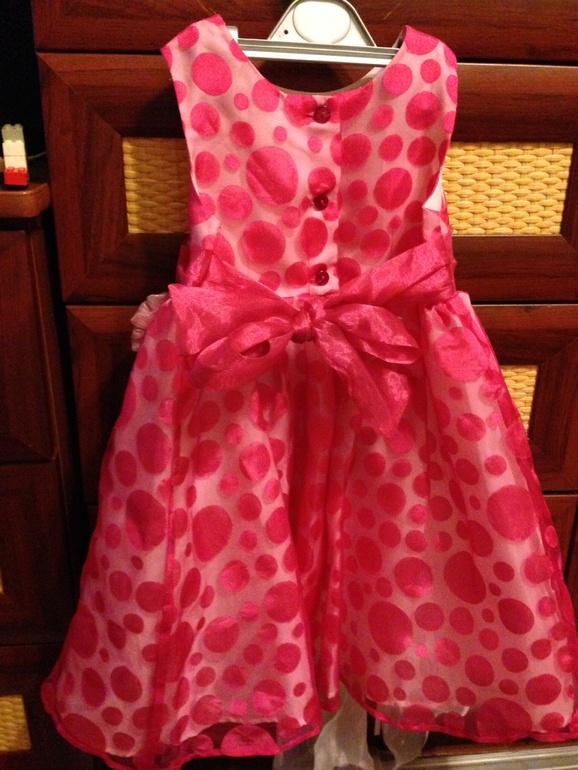 Платье на 3-4 года м.Фили