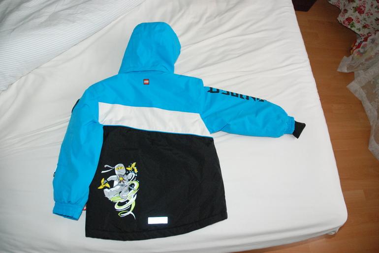 Куртка LEGO Justin 618 (ДАНИЯ) - 122 рост