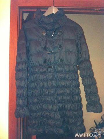 Зимнее  пальто(можно  беременным)