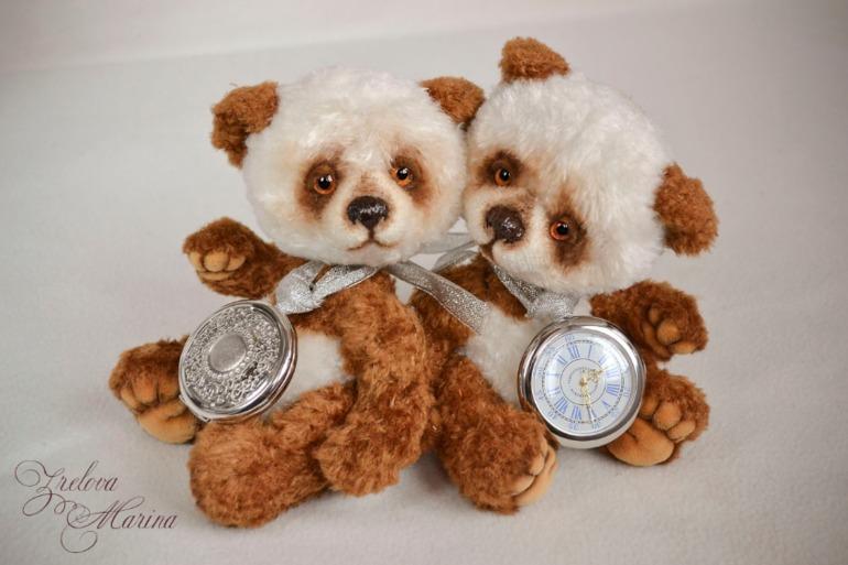 Bears Clock