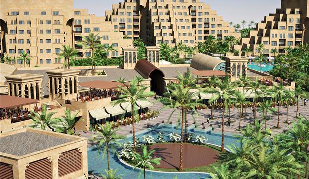 Новый отель в ОАЭ для отдыха с детьми по концепции питания Все Включено!
