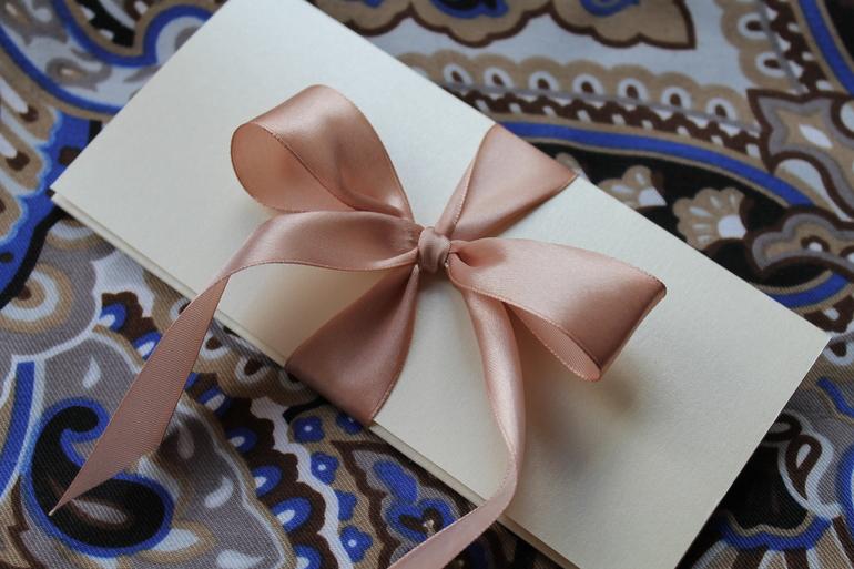 Приглашения-конверты (только одна неделя)