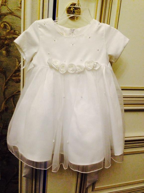 Платье на НГ для принцессы! Perlitta, 12 мес