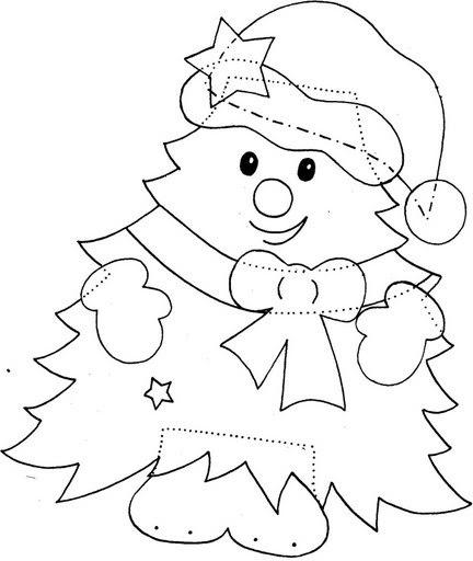 Выкройки игрушек из фетра своими руками новогодние 8