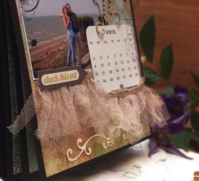 календарь с датой знакомства