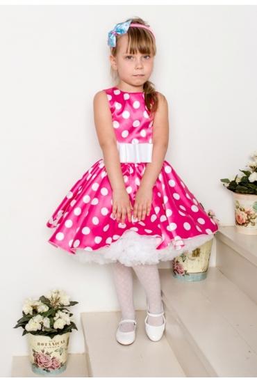 Платье Ретро Для Девочки Купить