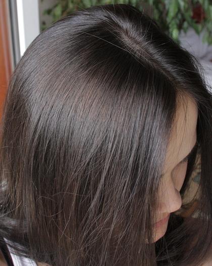 холодно коричневый цвет волос фото
