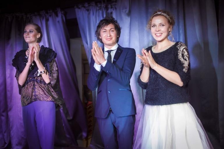 состоялся Fashion показ  Александра Тарасова