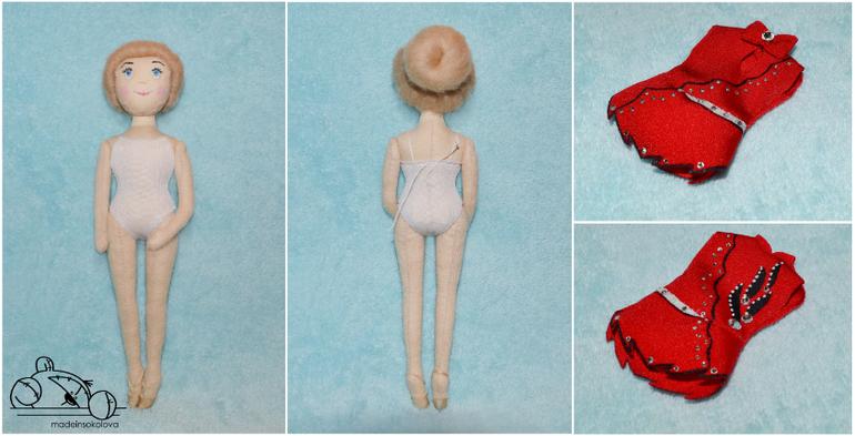 Авторские куклы как сшить своими руками