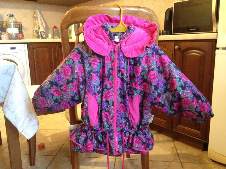 Куртка из Германии р-р 92 - 800 руб