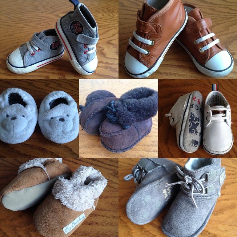Обувь для малышей 0-12 мес