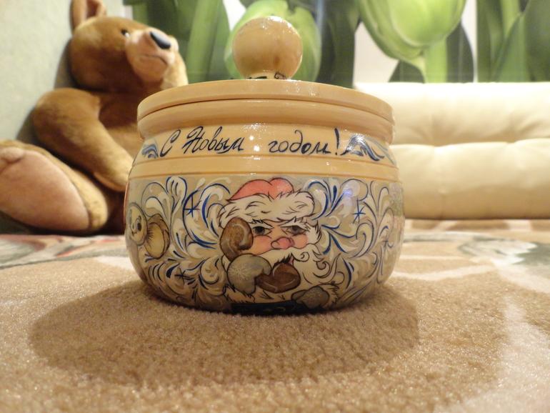 Роспись деревянных изделий
