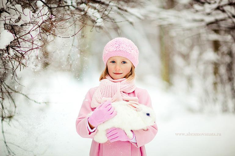 Зимние прогулки.