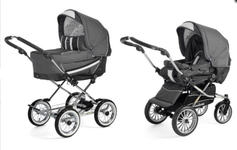 Детские коляски EMMALJUNGA. Доступна для заказа коллекция 2014 года.