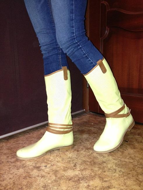 ХВАСТИКИ обуви из моей закупочки!!!