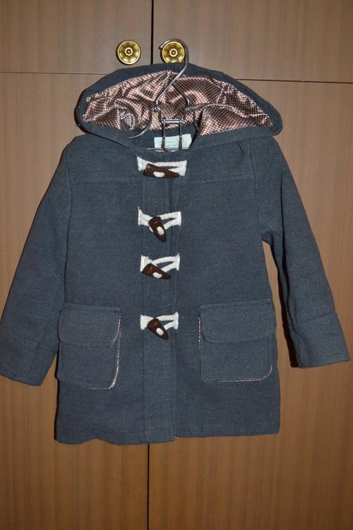 Пальто на девочку Китай 1,5-2,5 года, Пиджак  CRAZY8 теплая осень 1,5 -2,5 года