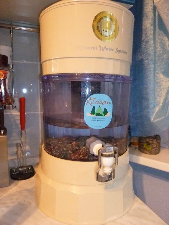 Продам фильтр для воды Keosan