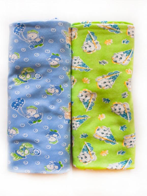 Многоразовые пеленки для новорожденного 34