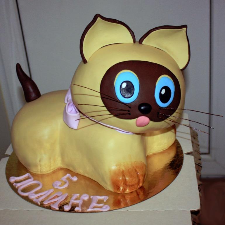 Котенок Гав!