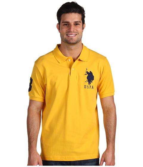 Новое  поло  U.S.  Polo  Assn,  размер  52-54  -  990  р.