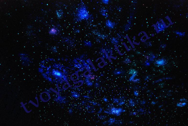 Звездное небо на потолок  новые работы