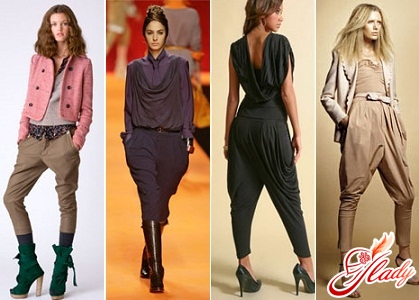 Модные Штаны Галифе