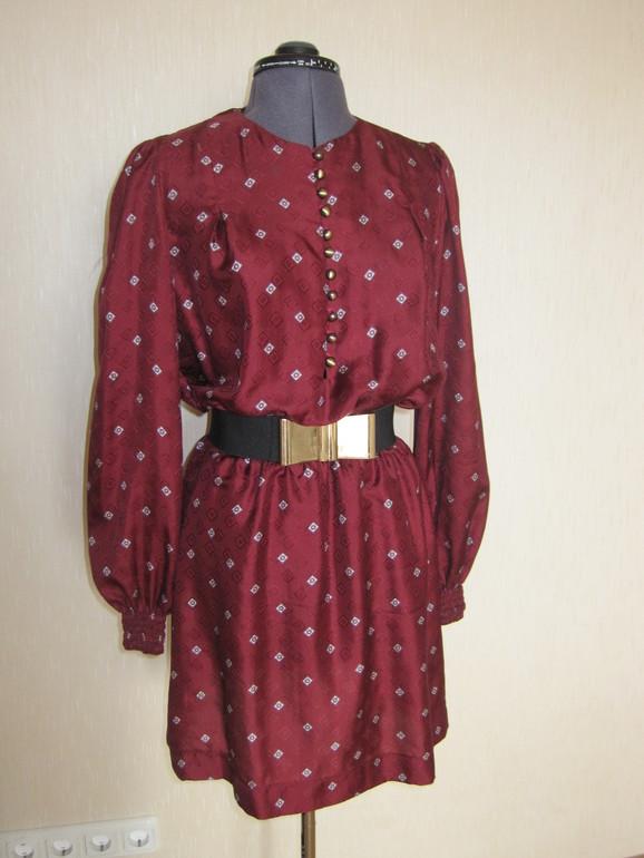 Платья ручной работы, в единственном экземпляре.