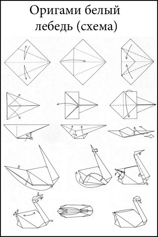 Сделать оригами для начинающих