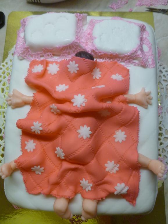 торты с гелями мк фото