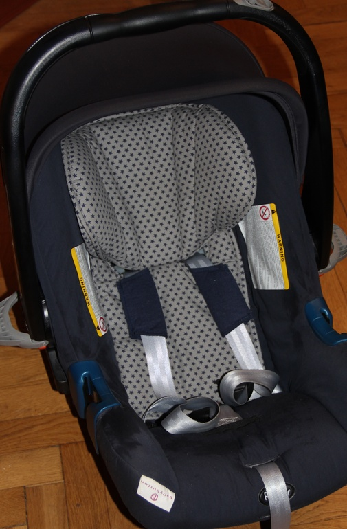 Автокресло Romer Baby Safe Plus 2
