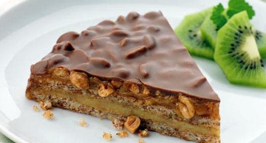 миндальный шоколадный торт как в икеа рецепт