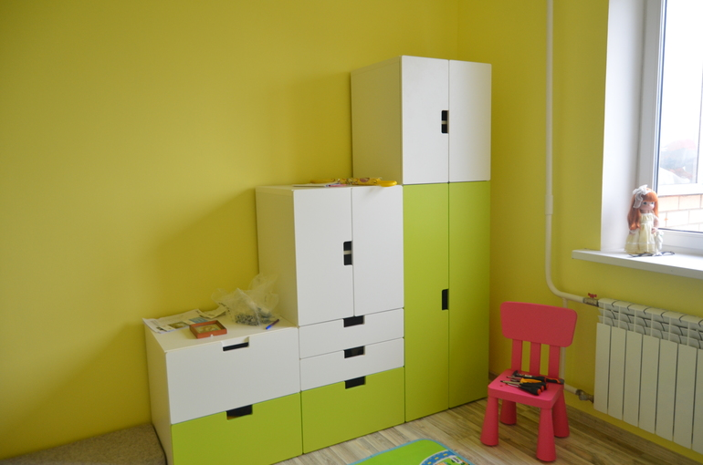 Фото обзор интерьеров и принципы дизайна детской комнаты с мебелью ИКЕА