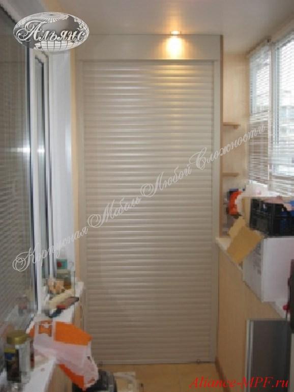 Алюминиевые рольставни на балкон купить в костроме oknadolma.