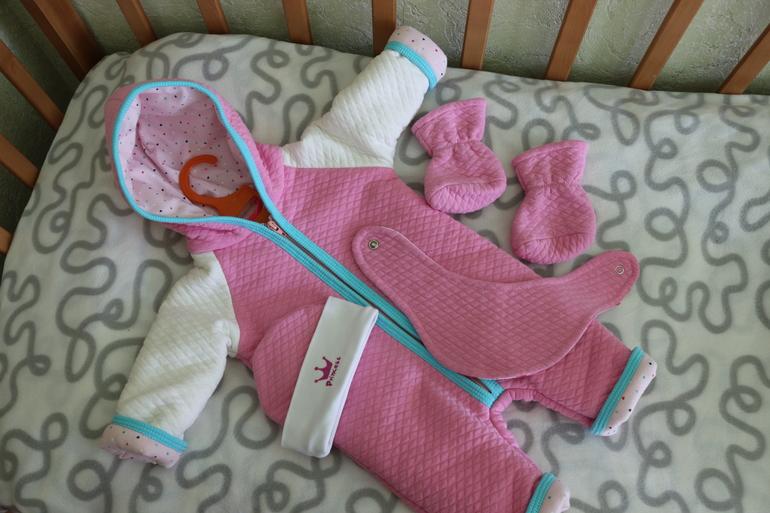 Шьем приданое для новорожденного