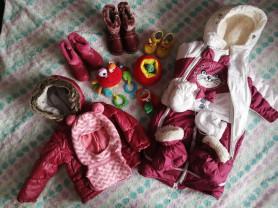 Пакет для девочки от рождения до года